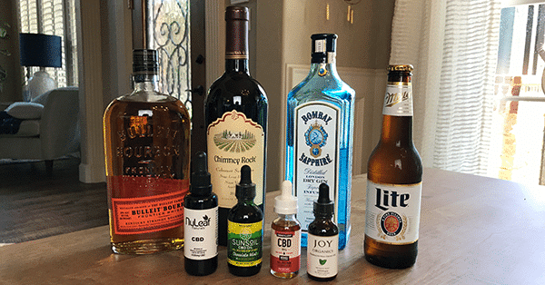 Can I Drink Alcohol with CBD Oil?