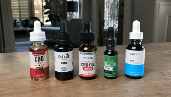 The 5 Best CBD Oil Products for 2020