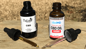 What Color Is CBD Oil Supposed To Be?